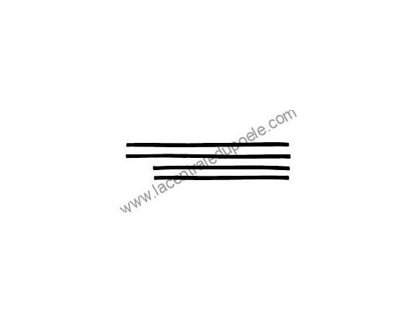 Joint de vitre Aduro - ref 51013