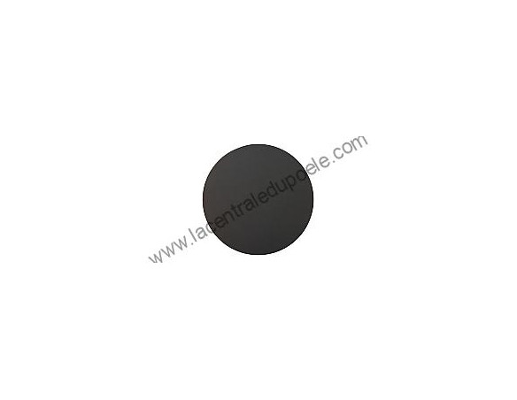 Cache plaque noir Aduro - ref 51192