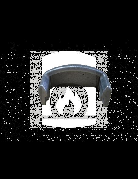 Déflecteur Avant Brasier Extraflame - ref 7270191