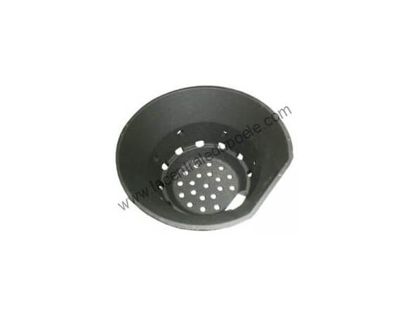 Bol de combustion pour poêles granulés RIKA pour COMO/MEMO/REVO/PICO/KAPO - Ref Z32345