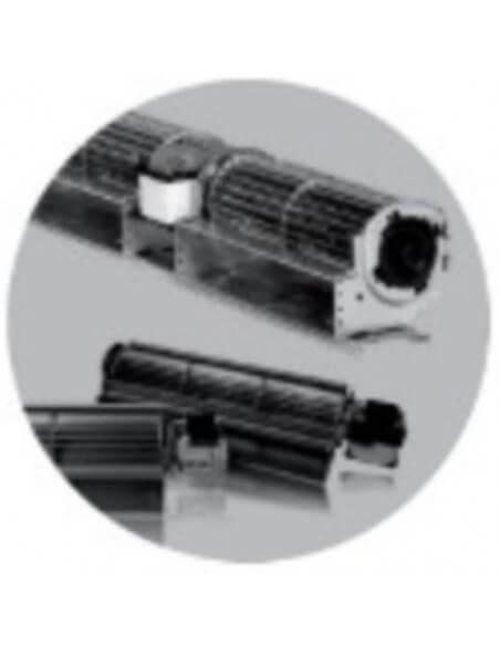 Ventilateur Tangentiel avec Ventillateur à Ailette Ø 45mm